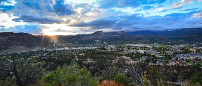 Durango, Colorado awaits you...